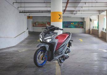 Tampil Minimalis tapi Elegan, Modifikasi Honda Vario 150 Satu Ini Bikin Bikers Jatuh Hati