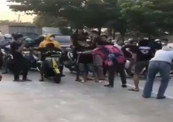 Viral Pemotor Bubarkan Balap Liar Karena Bikin Macet, Malah Jadi Korban Pengeroyokan Pelaku