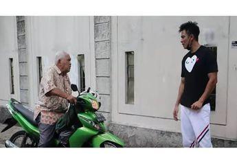 Viral Setelah Bentak Bapak Tua, Baim Wong: Beda Jadinya Kalau Kalian Tahu Sebenarnya