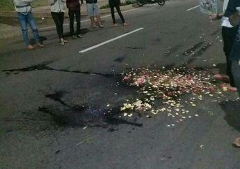Tabur Bunga dan Banjir Ucapan Belasungkawa Untuk Denis Kancil yang Meninggal Kecelakaan