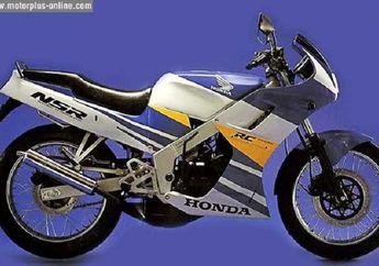 Honda NSR150R, Motor Paling Dahsyat Di Tahunnya, Tapi...