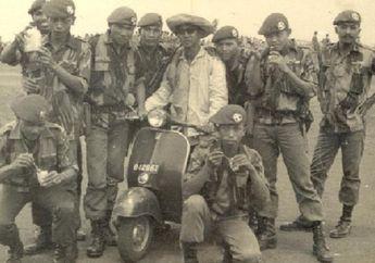 Motor Ini Saksi Kehebatan Pasukan TNI, Sekarang Harganya Enggak Masuk Akal