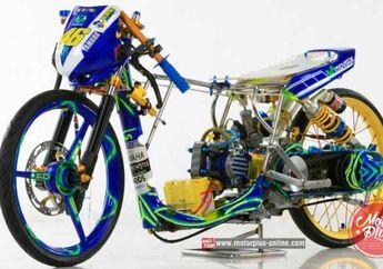 Bursa Pilihan Ban Cacing Untuk Drag Bike, Mulai Dari Rp 135 ribu
