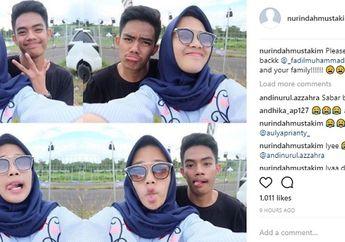 Menyayat Hati, Begini Postingan Kekasih Almarhum Pembalap Fadil Muhammad