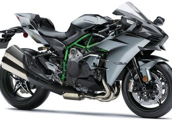 Wow Banget, Nominal Pajak STNK Motor Kawasaki Ninja H2 Per Tahun