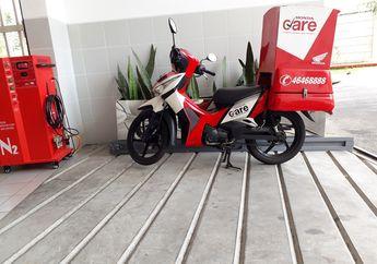 Punya Motor Honda dan Ingin Service di Rumah? Tenang Ada Layanan Honda Care