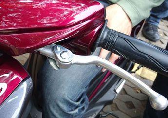 Tuas Rem Parkir Yamaha Mio S, Gampang dan Enggak Perlu Pakai Tenaga