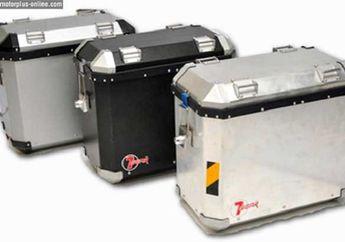 Trik Pasang Box di Motor, Bedakan Antara Motor Bebek, Sport dan Moge