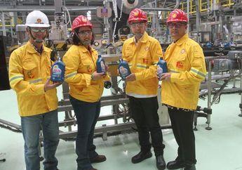 Canggih! Produk Pelumas Shell Helix Enggak Bisa Dipalsukan, Ini Buktinya