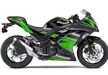 Bayar Janji ke Anak, Ibu Ini Ikhlas Beli Kawasaki Ninja 250 dengan Uang Receh Hasil Menabung