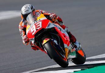Hanya Finis Ke-4 di MotoGP Malaysia, Seperti Ini Ekspresi Wajah Marc Marquez