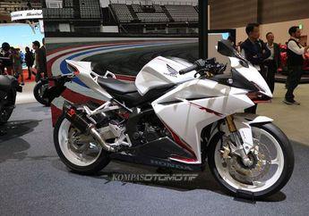 Gelaran Tokyo Motor Show Hadirkan All New Honda CBR250 RR Dengan Warna Baru, Kamu Mau?