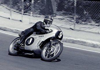 Video Motor Balap Honda 125 cc Paling Gila, Limiternya 22.000 rpm!