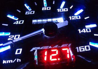 Jarum Speedometer Bergerak Tidak Stabil, Cek Komponen Ini