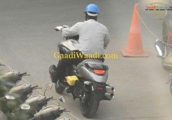 Tercyduck Penampakan Suzuki Intruder 150 Yang Akan Dilaunching