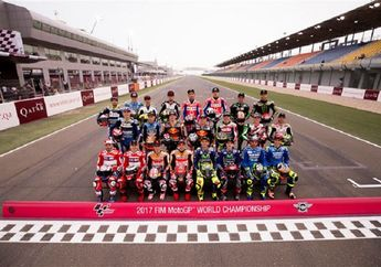 Musim MotoGP 2018 Pembalap Rookie Mendapat Mesin Spek 2017, Ini Daftarnya..