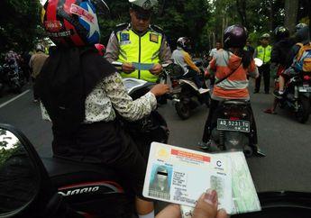 Astaga! 965 Kendaraan Ditilang di Hari Pertama Razia Operasi Keselamatan Jaya 2019, Motor Paling Banyak