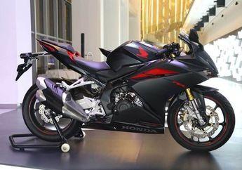 Belum Habis Terjual, Honda CBR250RR Jadi Hadiah Pembelian Vario