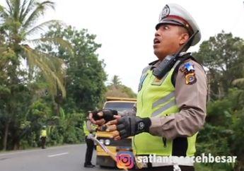 Kumpulan Video Kejadian Lucu Ketika Operasi Zebra 2017