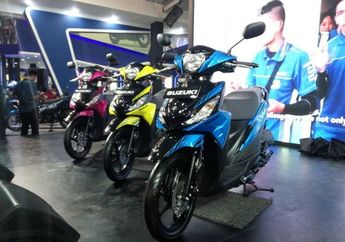 Anti Mainstream! Ogah Main di 150 cc, Suzuki Siapkan Matik 180 cc Lur..