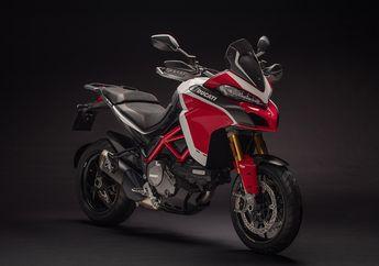 Ducati Multistrada Dengan CC Terbesar di Rilis, Makin Powerfull