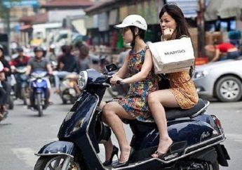 Bukan Cuma Begal Payudara, Begal Pantat Juga Menghantui Pengendara Motor Wanita