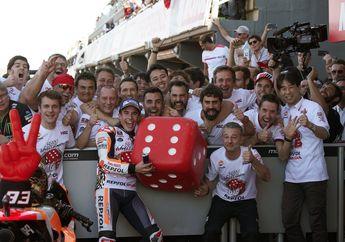 Pabrikan Mana yang Siap Bayar 2 Kali Lipat dari Honda untuk Menggaet Marc Marquez?