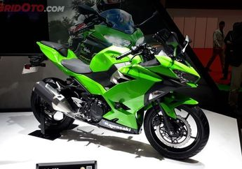 2 Data Spek Kawasaki New Ninja yang Launching Besok akan Mengancam All New Honda CBR250RR