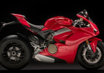 Ducati Panigale V4 Langsung Dianugrahi Motor Tercantik Di EICMA 2017