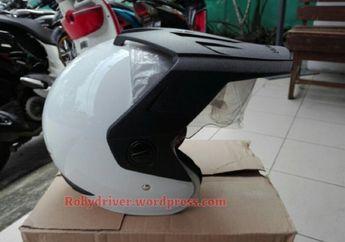 Bagaimana Menurut Brother Tentang Helm Hadiah Pembelian Honda CRF150L?