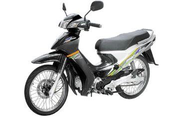 Kawasaki Kaze Sudah Tidak Diproduksi, Tapi Komponennya Masih Dicari