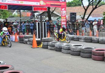 Kejurda Drag Bike Jabar Trijaya KYT Sumber Production 2017 Diikuti 303 Starter
