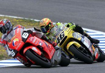 Wuih! Ternyata Yamaha 125Z Pernah Digeber Pembalap MotoGP Idola Valentino Rossi