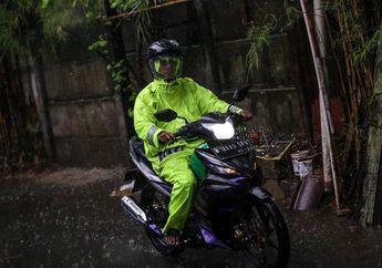 Empat Hal Ini Wajib Dicek Sebelum Motor Diajak Riding di Tengah Hujan
