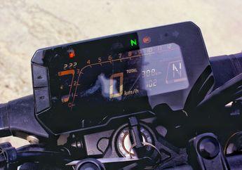 Mantaf Jiwa! Baca Whatsapp Sekarang Bisa di Speedometer Motor