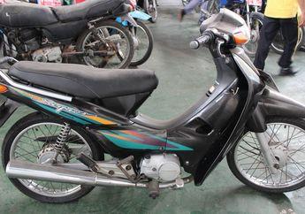 Surat Lengkap, Honda Supra Dan Suzuki Shogun Cuma Rp 400 Ribuan