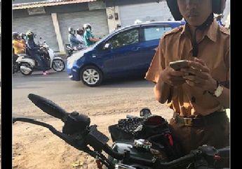 Gokil!, Plat Nomor Paling Aneh Ini Kepunyaan Kids Jaman Now Yang Tercyduck Polisi