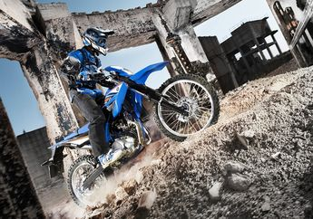 Seru Nih, Motor Trail Yamaha WR155 Bakal Diluncurkan, Mesin Pakai VVA Seperti NMAX?