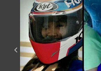 Bikin Kaget! Meme Cewek Seksi Pakai Helm, Pas Dibuka Lha Kok Penampakannya Begitu