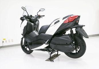 Penjualan Yamaha XMAX 250 Makin Melejit Meski Ada Honda Forza 250