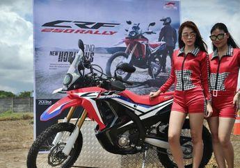 Cihui! Pasaran Motor Honda CRF250L Rally Seken Turun, Segini Harganya
