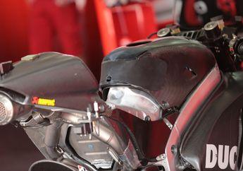 Jangan Kaget, Tangki Motor MotoGP Memang Beda Dari Motor Biasa