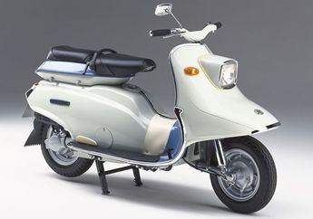 Mengenal Sejarah Yamaha SC-1, Mbah-nya NMAX, Mio sampai TMAX DX