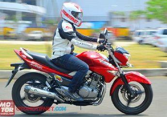 Wajib Dicatat, Segini Harga Spare Part Fast Moving Suzuki Inazuma