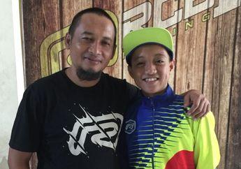 Keren! Alvan Cebonk Jadi Brand Ambassador Apparel ROB1 Racing