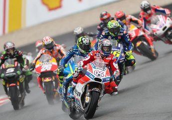 Bikin Kaget! Ternyata Tangki Motor MotoGP Enggak Segede Bodinya dan Posisinya di Bawah Jok
