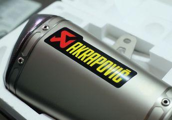 Masih Jarang, Pemilik Honda ADV150 yang Mau Pasang Knalpot Akrapovic Bisa Pakai Punya Motor Ini
