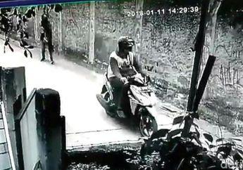 Pemotor yang Melecehkan Wanita Ditangkap Polisi, Pelaku: Cuma Iseng Aja