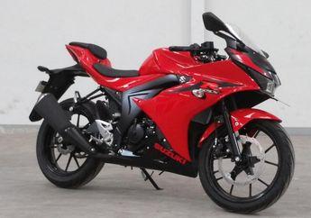 Ini Skema Kredit Untuk Yang Mau Beli Suzuki GSX-R150