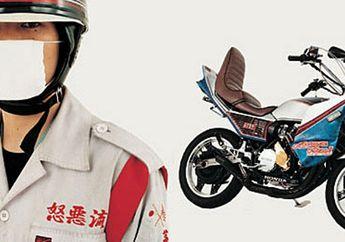 Selain Indonesia Geng Motor Knalpot Brong Juga Ada di Jepang, Bikin Gendang Telinga Rusak